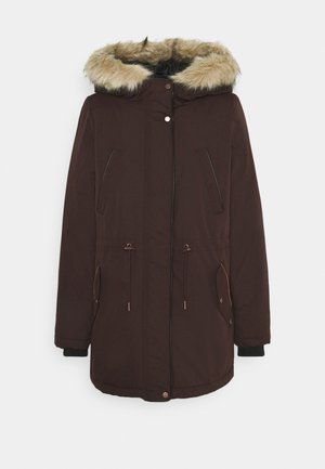 VMKYLIELOA JACKET - Parka - chocolate plum