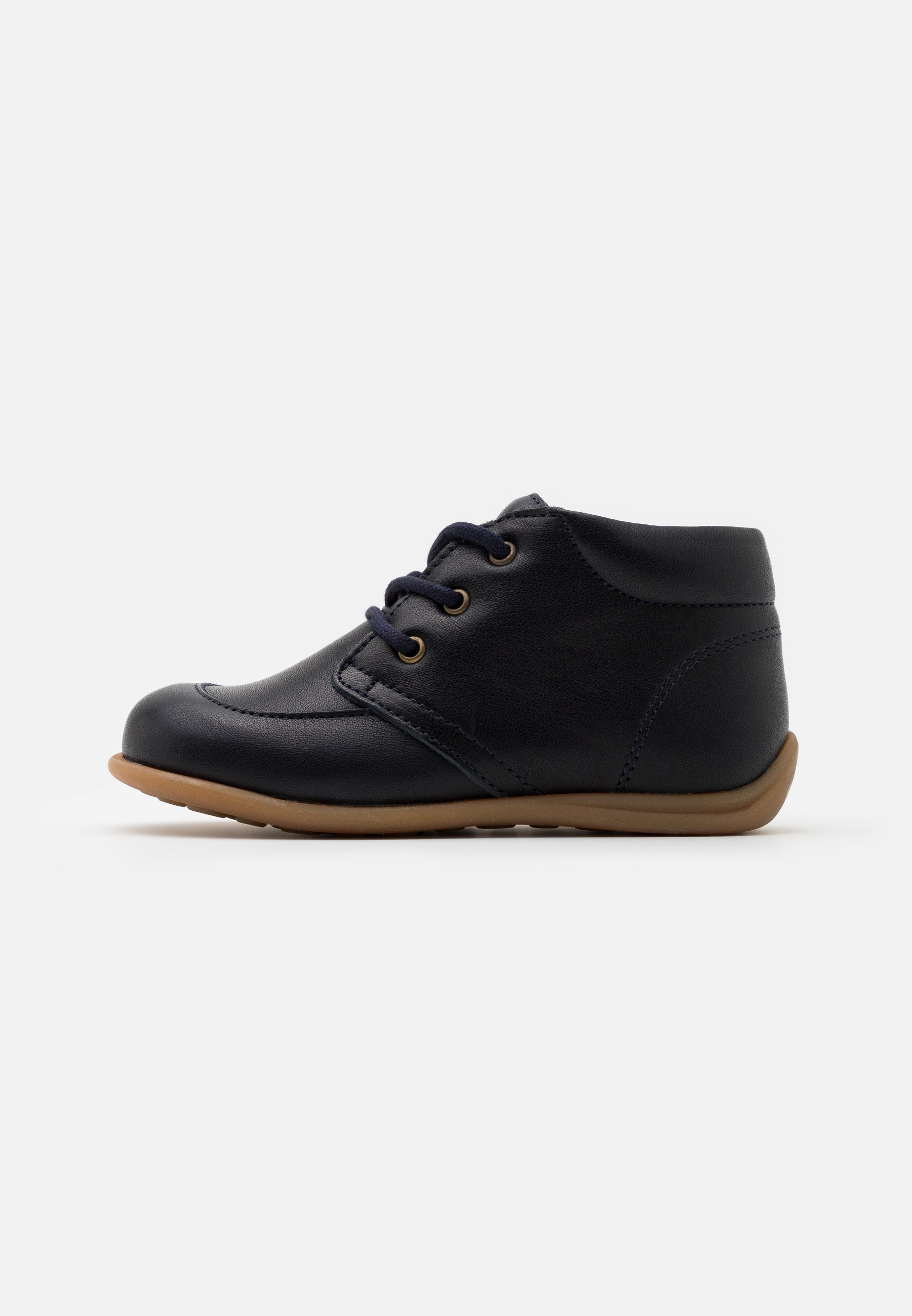 Kids BISGAARD LUCA LACE UNISEX - First shoes