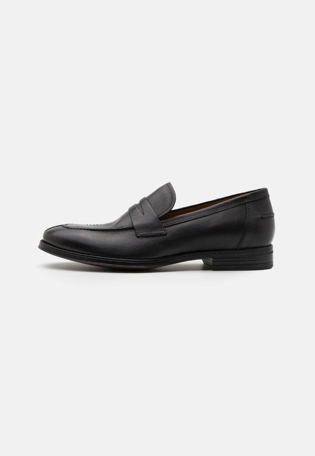 REZZONICO - Scarpe senza lacci - black