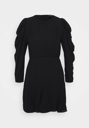 ROBE - Korte jurk - black
