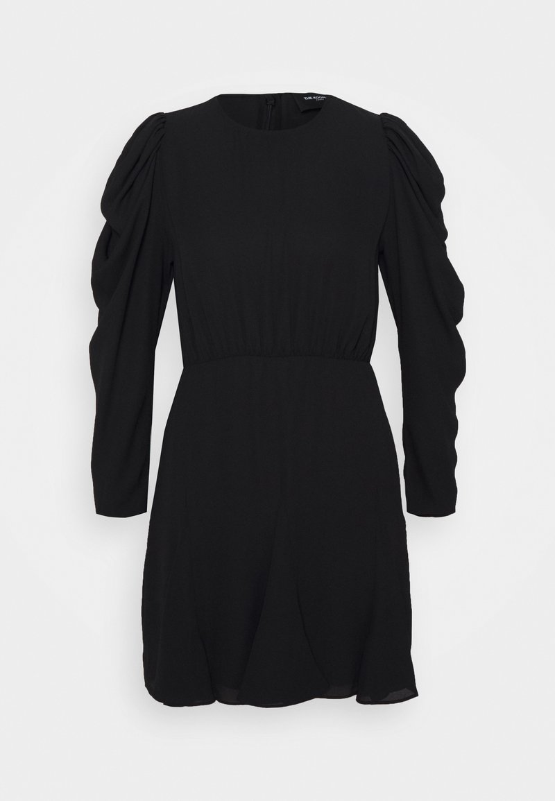 The Kooples - ROBE - Day dress - black