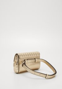 Guess - MATRIX XBODY BELT BAG - Marsupio - gold - 4