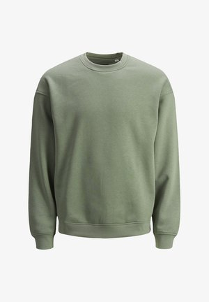 JORBRINK CREW NECK - Sudadera - sea spray