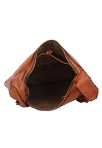 Harold's - SUBMARINE  - Across body bag - cognac - 4