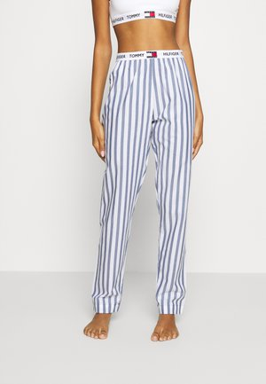 PANT STRIPE - Pyjama bottoms - coastal fjord