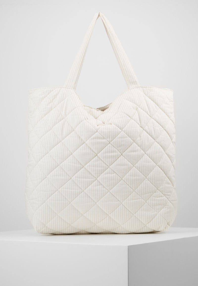 Holzweiler - SUSTAINABLE TOTE BAG - Tote bag - white