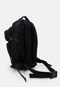 Alpha Industries - TACTICAL BACKPACK UNISEX - Rucksack - black - 1