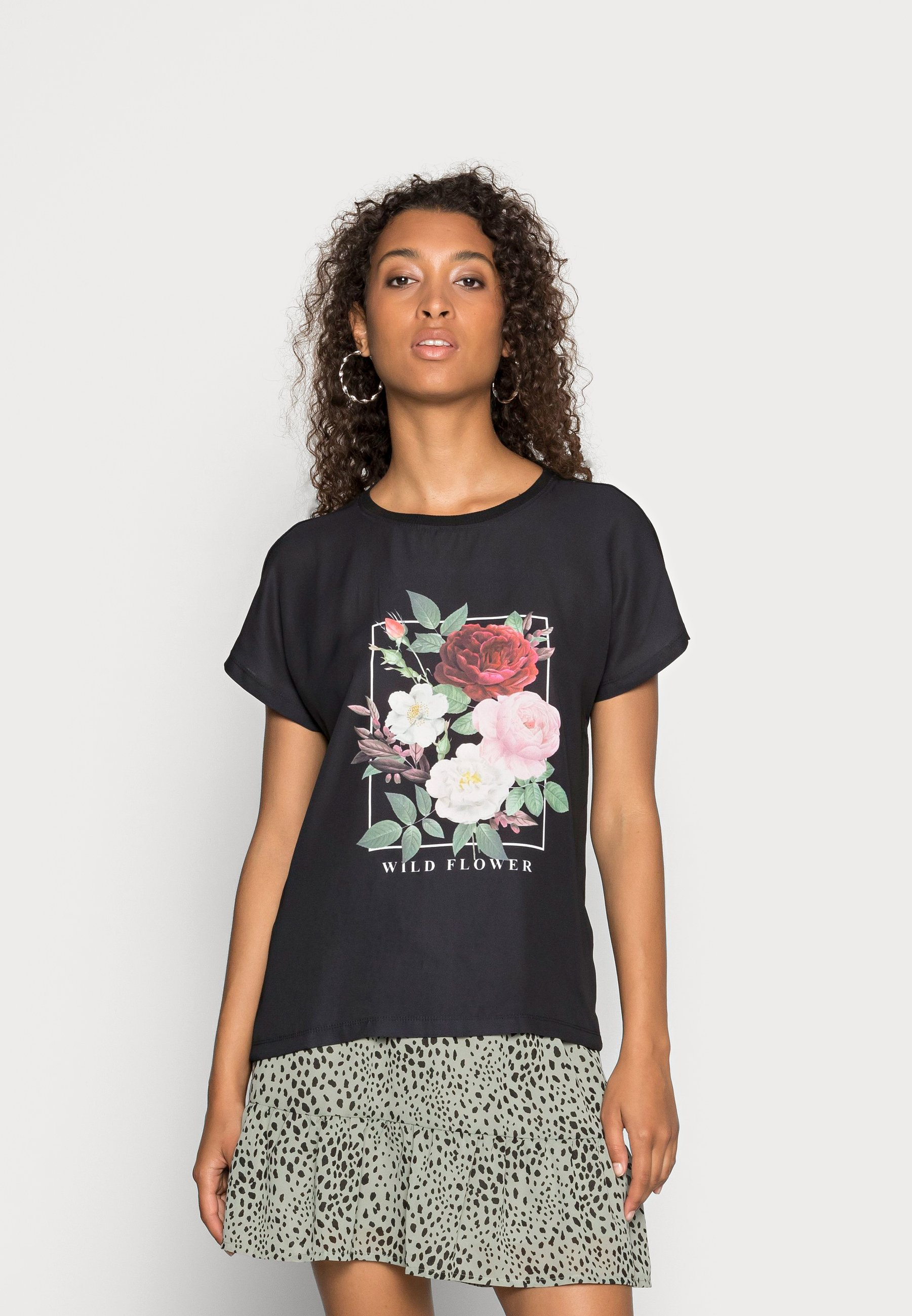 Donna ONLFLORA MIX BOX - T-shirt con stampa