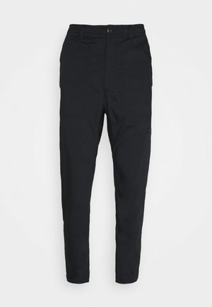 NOVELTY PANT - Kangashousut - black