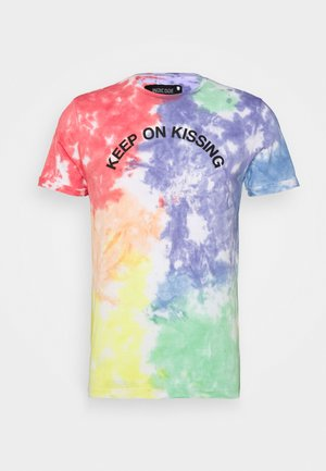 UNISEX PRIDE IBARRA - T-Shirt print - rainbow