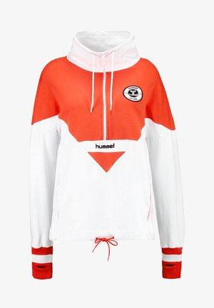 HMLAGI - Sweatshirt - white