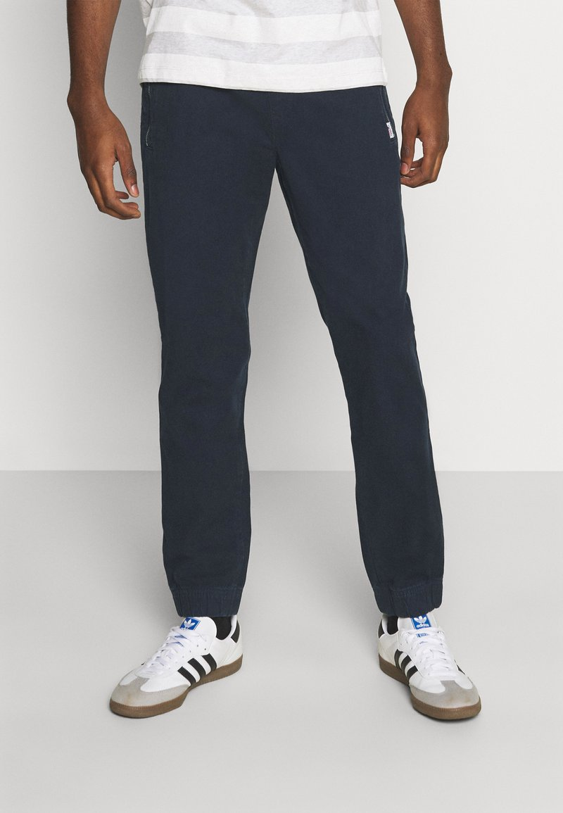 Tommy Jeans - SCANTON JOG PANTS - Spodnie treningowe - twilight navy