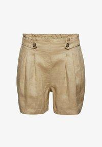 Esprit - Shorts - sand - 7