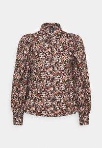 Vero Moda Petite - VMELITA - Button-down blouse - auburn/elita - 0