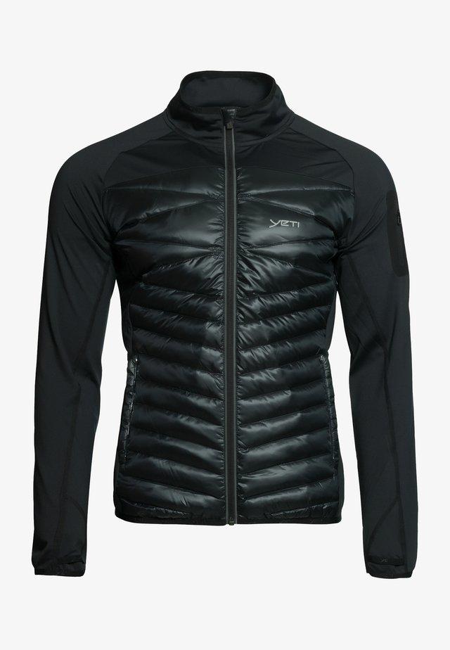 OUTDOORJACKE SCREEN - Outdoor jacket - black