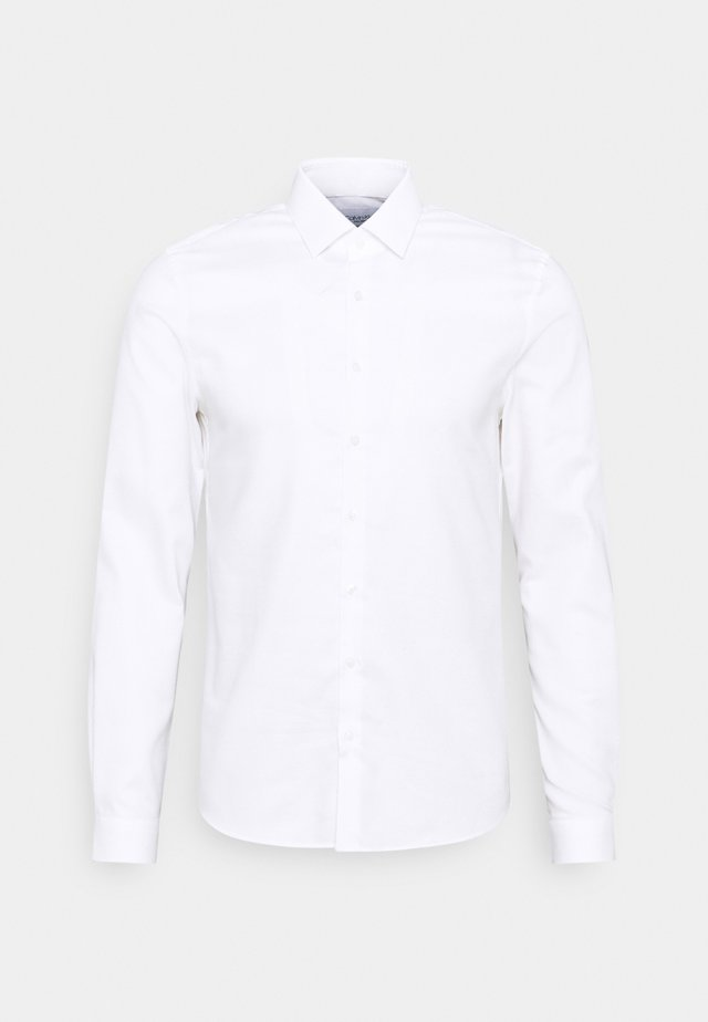 EXTRA SLIM FIT - Shirt - white