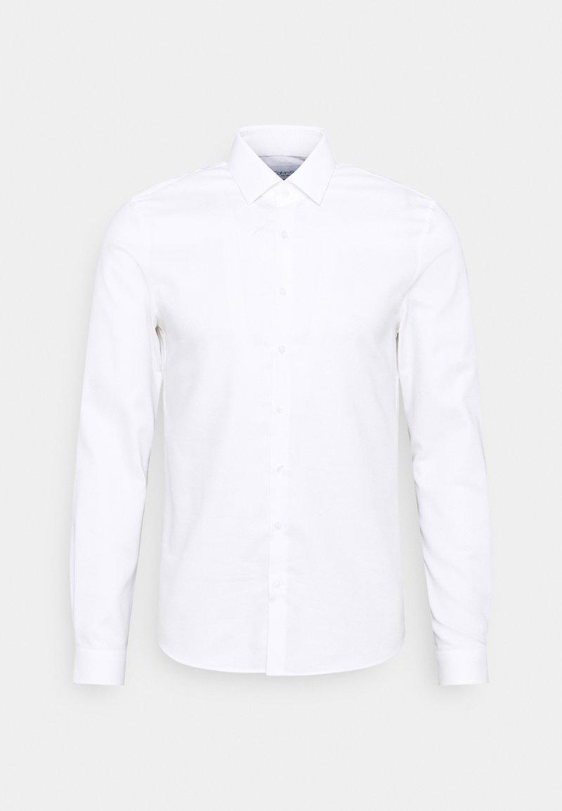 Calvin Klein Tailored - EXTRA SLIM FIT - Shirt - white