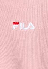Fila - ELAXI CROPPED HOODY - Sweatshirt - coral blush - 5