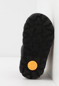 Lurchi - KERO SYMPATEX - Winter boots - atlantic/orange - 4