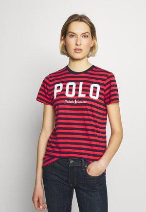 Camiseta estampada - cruise navy/brig