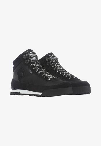 BACK TO BERKELEY - Hiking shoes - mottled black