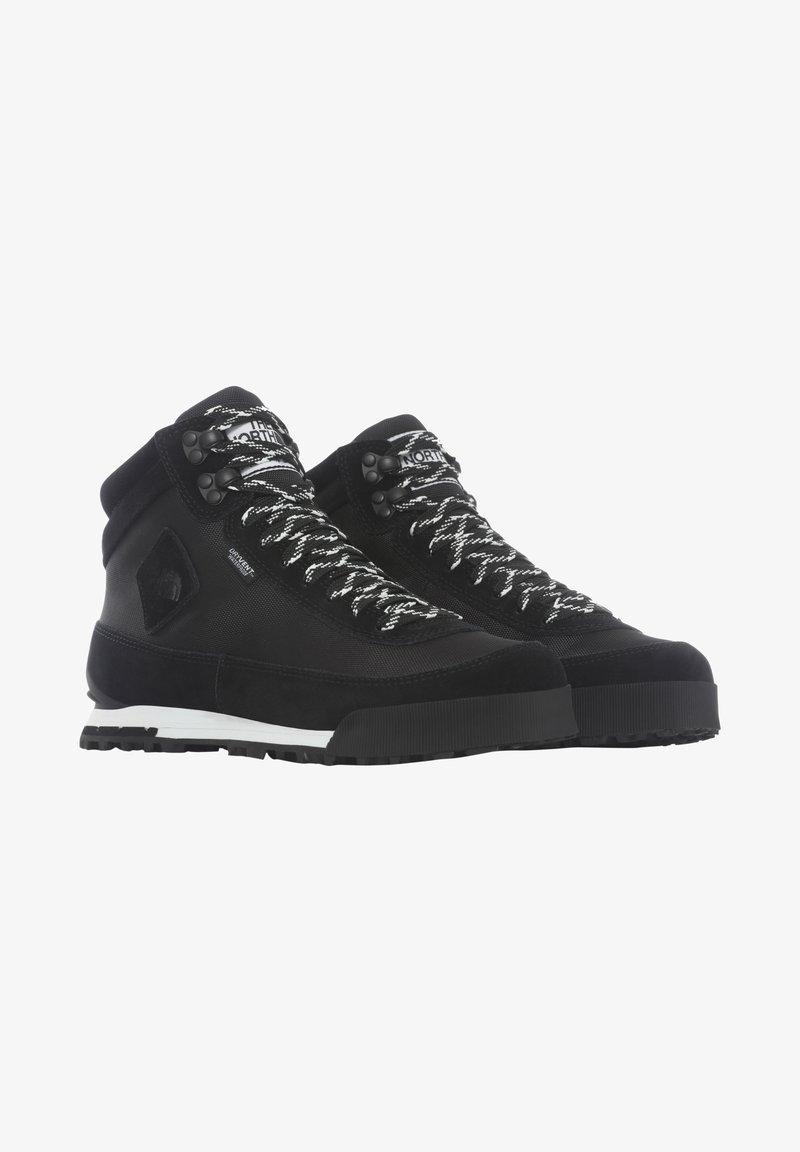 The North Face - BACK TO BERKELEY - Chaussures de marche - mottled black
