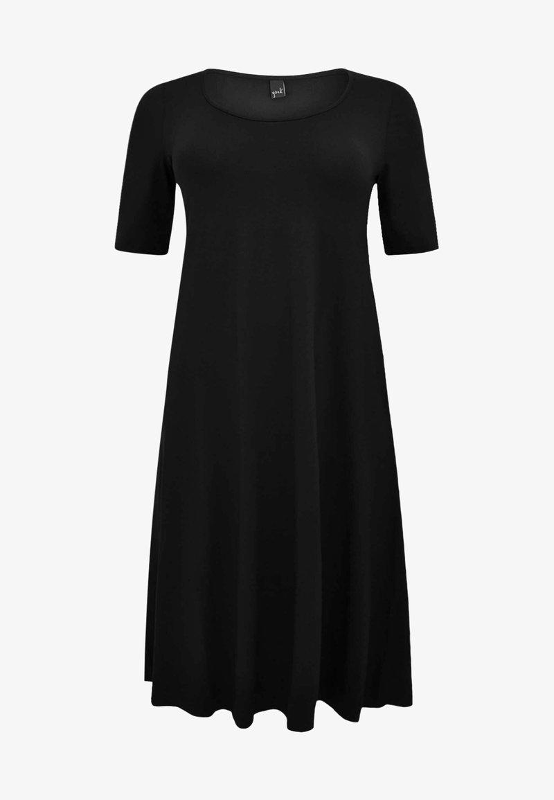 Yoek - Maxi dress - black