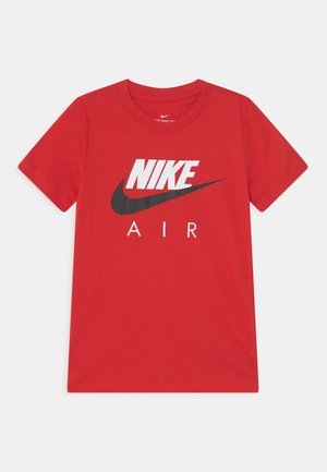 AIR - T-Shirt print - university red