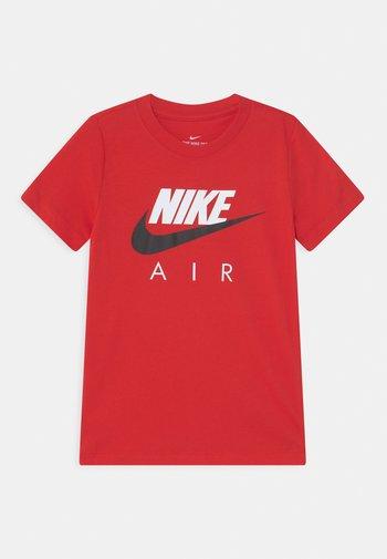 AIR - Print T-shirt - university red