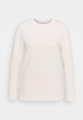 MANNING - Sweatshirt - eggnog