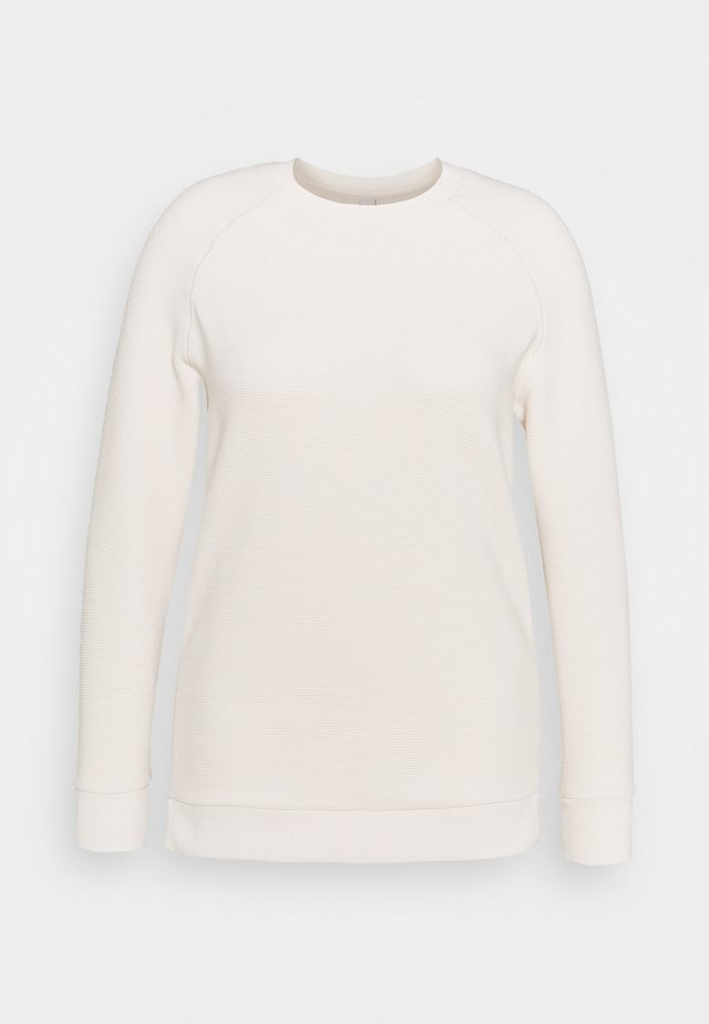 MANNING - Sweater - eggnog