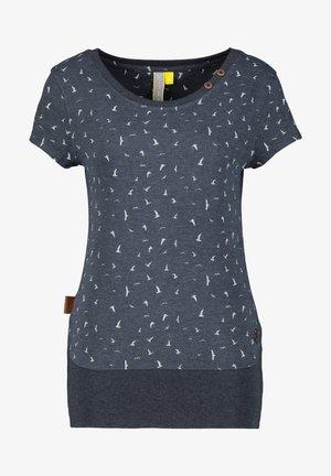 COCOAK - Print T-shirt - marine