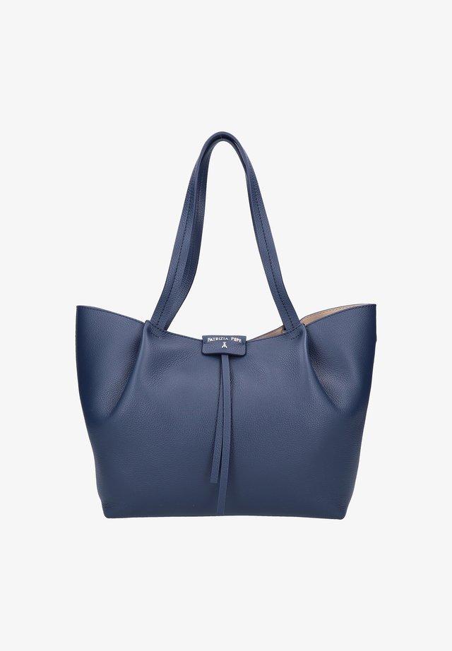 BORSA - Borsa a mano - dress blue
