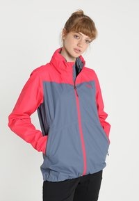 The North Face - RESOLVE PLUS  - Waterproof jacket - grisaille grey - 0