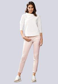 Alba Moda - Long sleeved top - off-white - 1