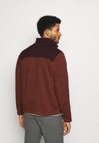 The North Face - GORDON LYONS FULL ZIP - Fleece jacket - brown - 2