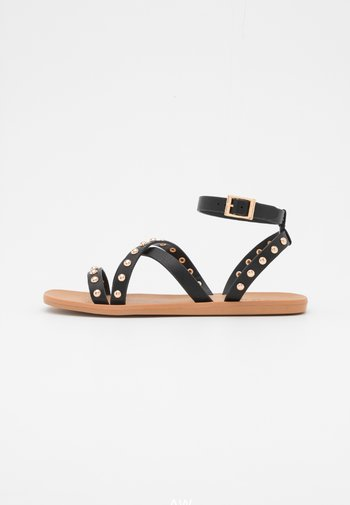 EROMMA - Sandals - black