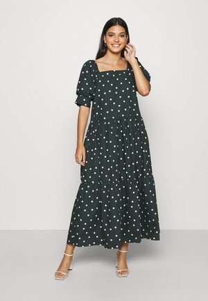 JILL DRESS - Maxi dress - dark spruce