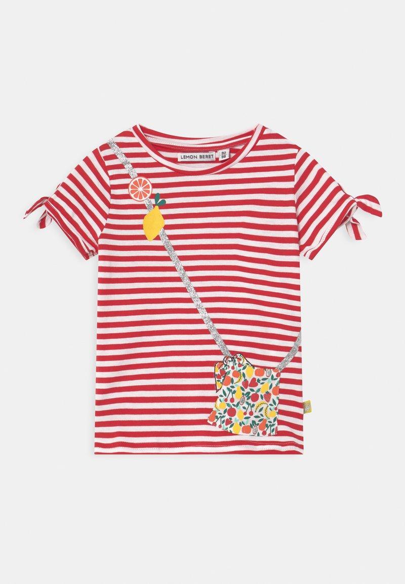 Lemon Beret - SMALL GIRLS - T-shirts print - tomato puree