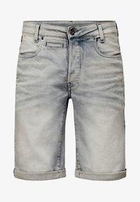 G-Star - D-STAQ 3D  - Denim shorts - medium aged - 4