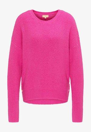 Maglione - neon pink