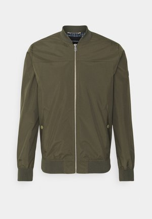 CLAY - Giubbotto Bomber - olive night