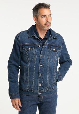 REGULAR FIT - Denim jacket - indigoblue
