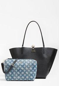 Guess - ALBY - Handbag - blau - 2