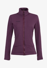 Mammut - ACONCAGUA - Fleece jacket - blackberry - 3
