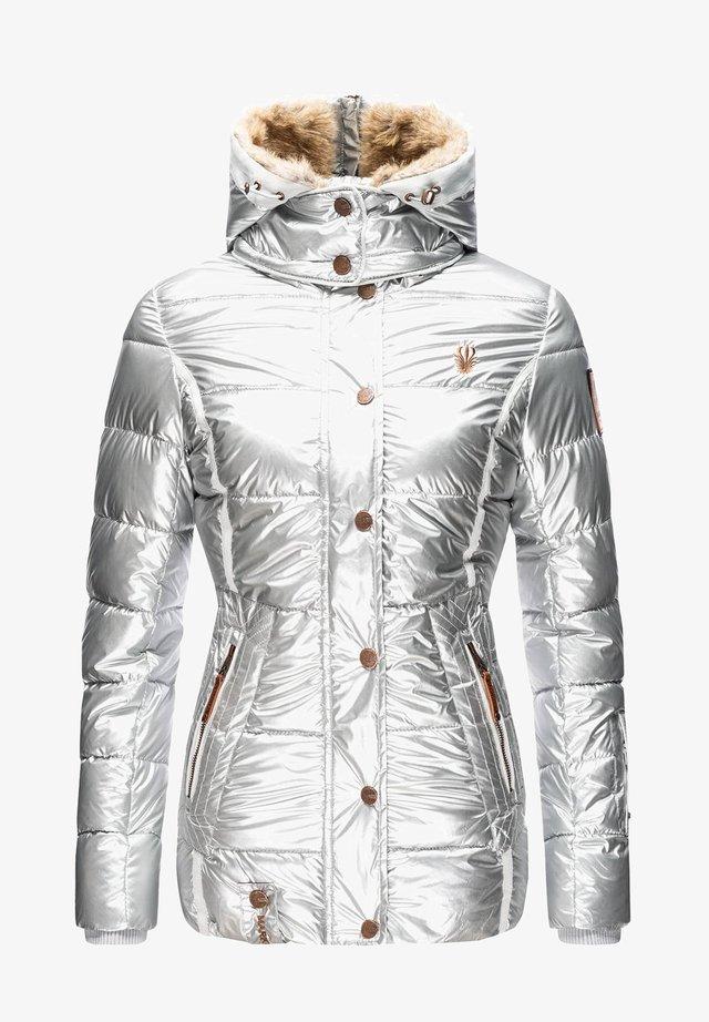NEKOO - Winter jacket - silber