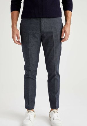 TAILORED FIT  - Pantalones - navy