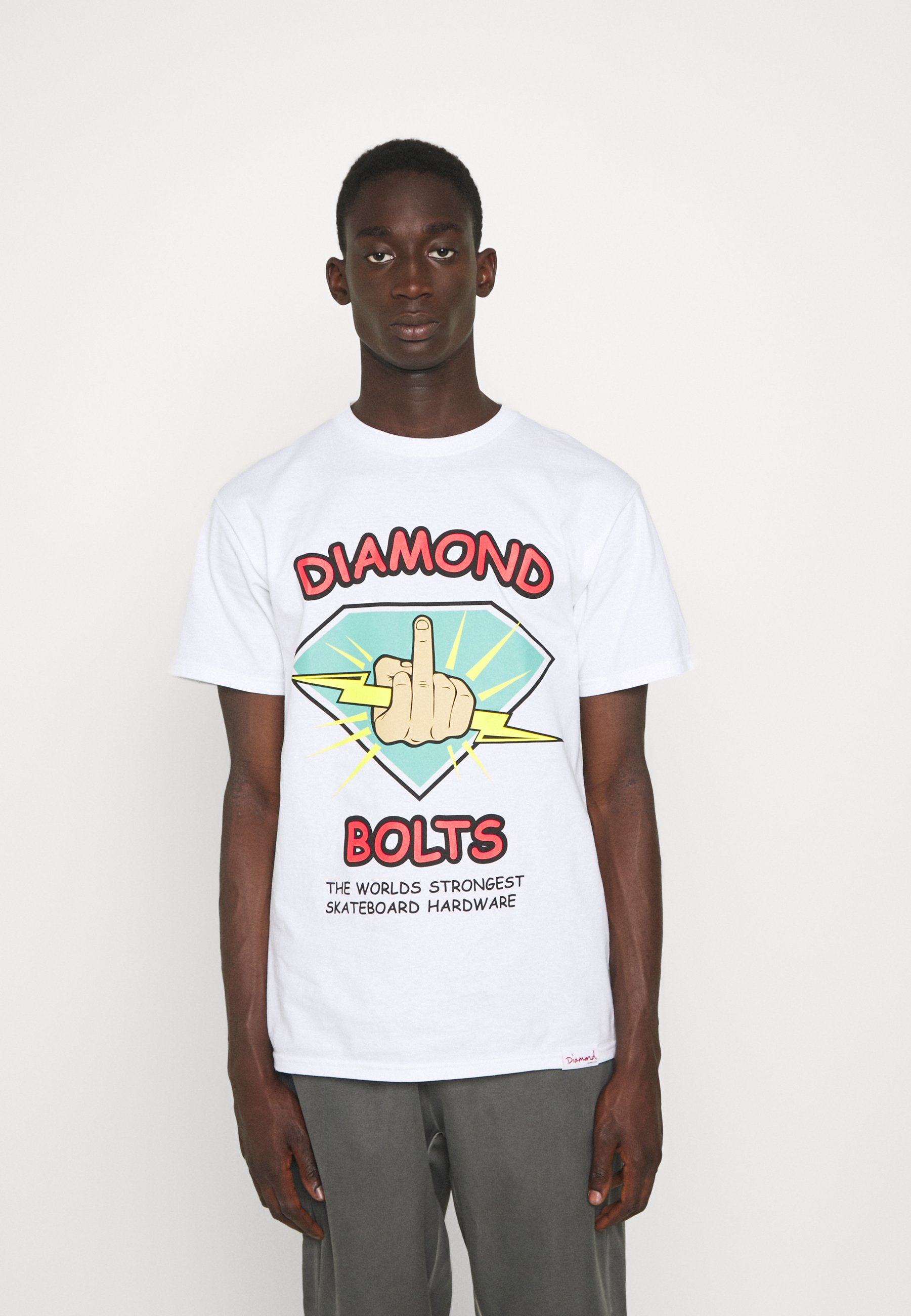 Homme BOLTS TEE - T-shirt imprimé