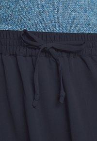 CLOSED - JADEN - A-line skirt - dark night - 5