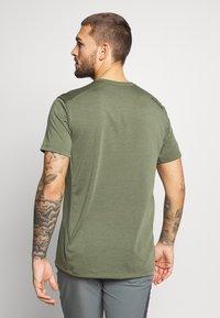 Houdini - BIG UP TEE - T-shirt basic - utopian green - 2